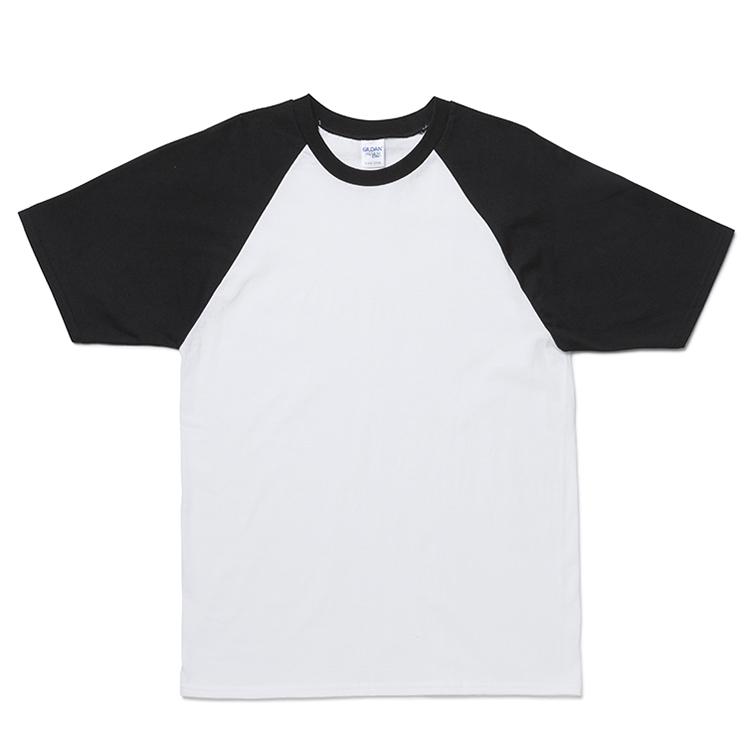 プレミアムコットンラグランTシャツ