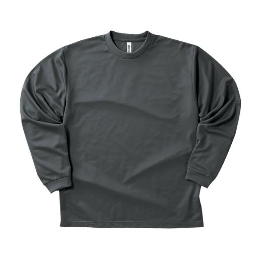 ドライロングスリーブTシャツ