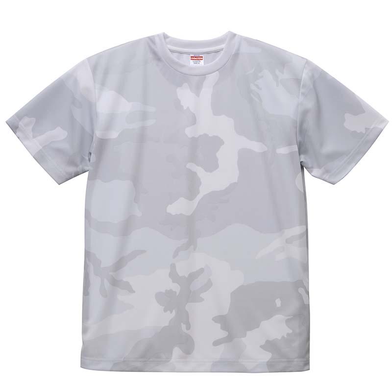 ドライアスレチック カモフラージュ Tシャツ