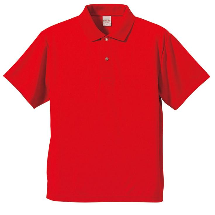 ドライアスレチックポロシャツ