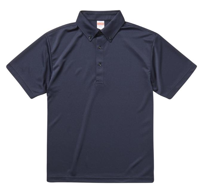 ドライアスレチックポロシャツ(BD)