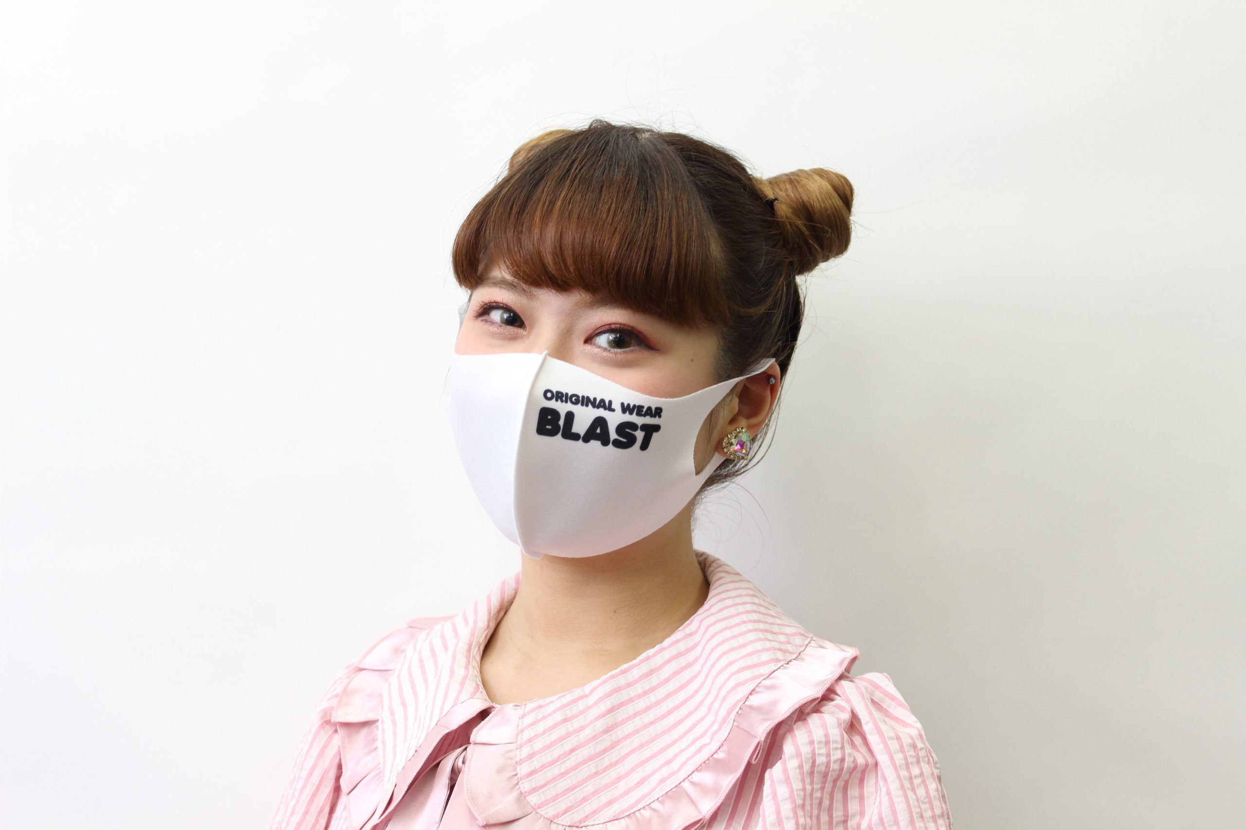 昇華プリントマスク