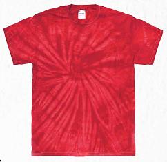 タイダイTシャツ(スパイダー)