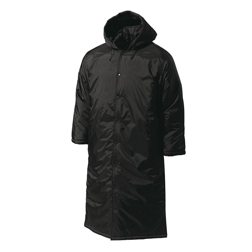 ロング中綿コート